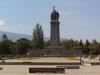 Розов паметник на съветската армия