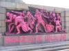 Розов паметник на съветската армия - България се извинява