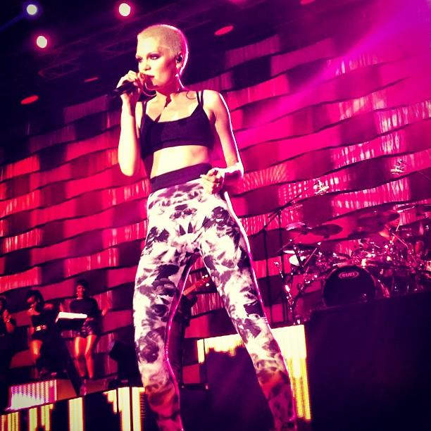 Amazing Jessie J...