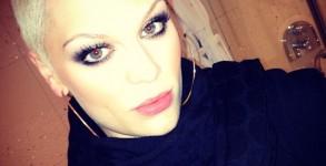 Jessie качи тази снимки във фейсбука си непосредствено преди концерта в Арена Армеец.
