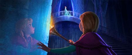"""Свеж, снежен полъх с първия трейлър на """"Замръзналото кралство"""""""