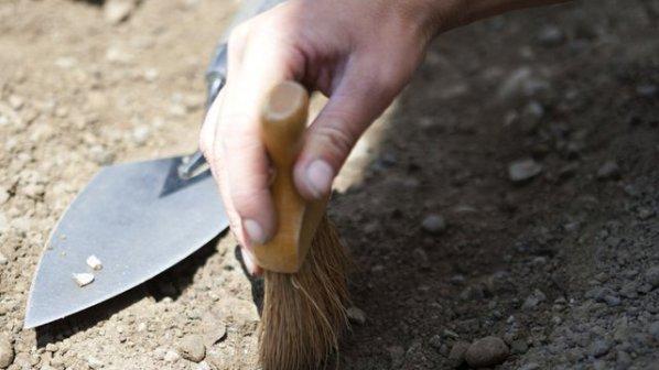 Разкопават тракийски владетел до Брестовица
