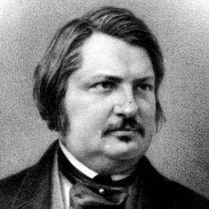 Оноре дьо Балзак