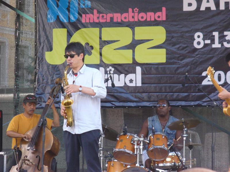 В очакване на Джаз фестивала в Банско