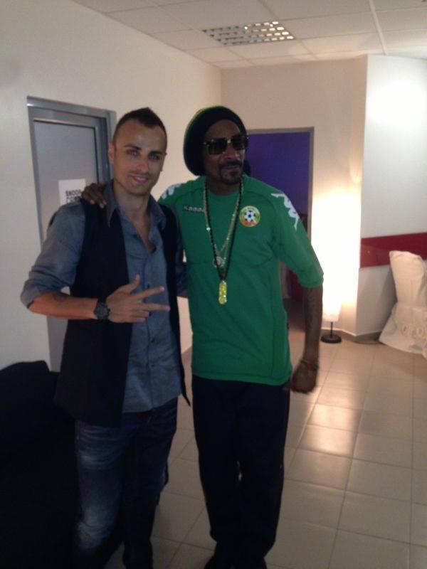 Бербатов на лафче със Snoop Dogg, хвали се във фейсбук