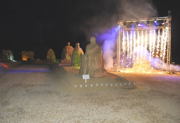 Фестивалът на пясъчните скулптури затваря на 30 септември