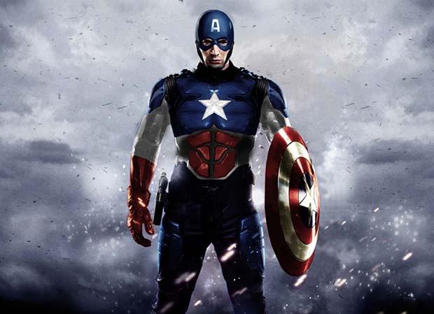 Капитан Америка: Зимният войник