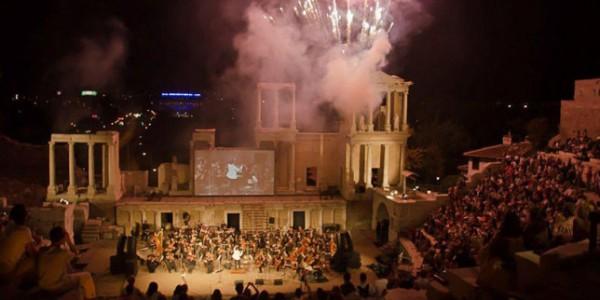 Фортисимо Фест изпълни Античния театър до пръсване
