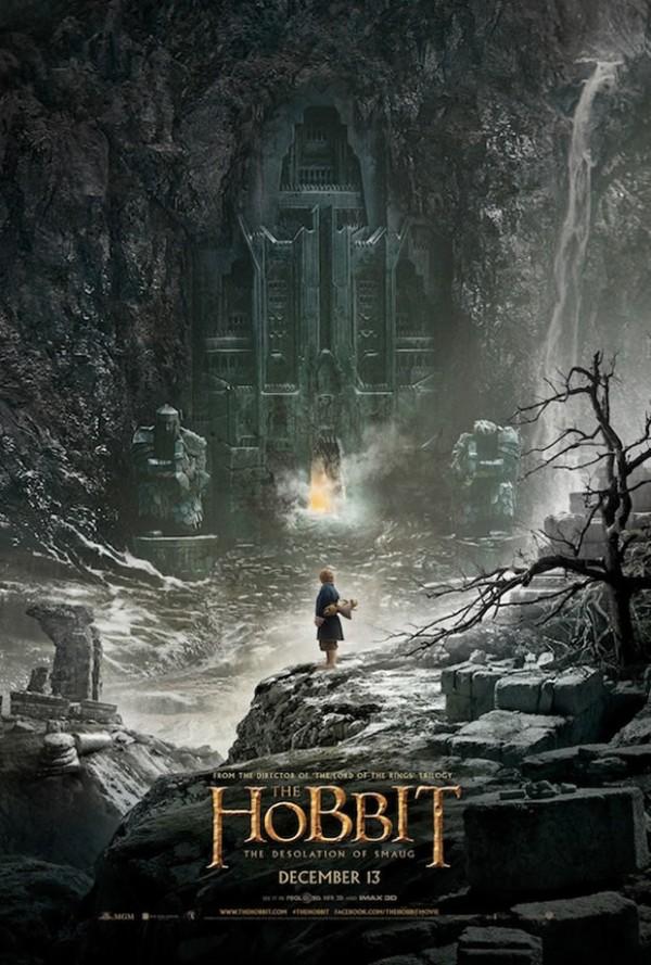 """Драконът Смог се появява в новия трейлър към продължението на """"Хобит"""""""