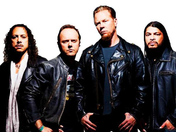 Metallica тръгват по сватби