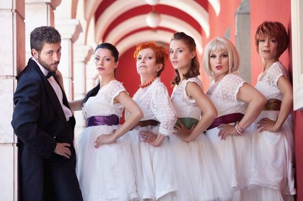 Пада премиера на Драматичен театър Пловдив