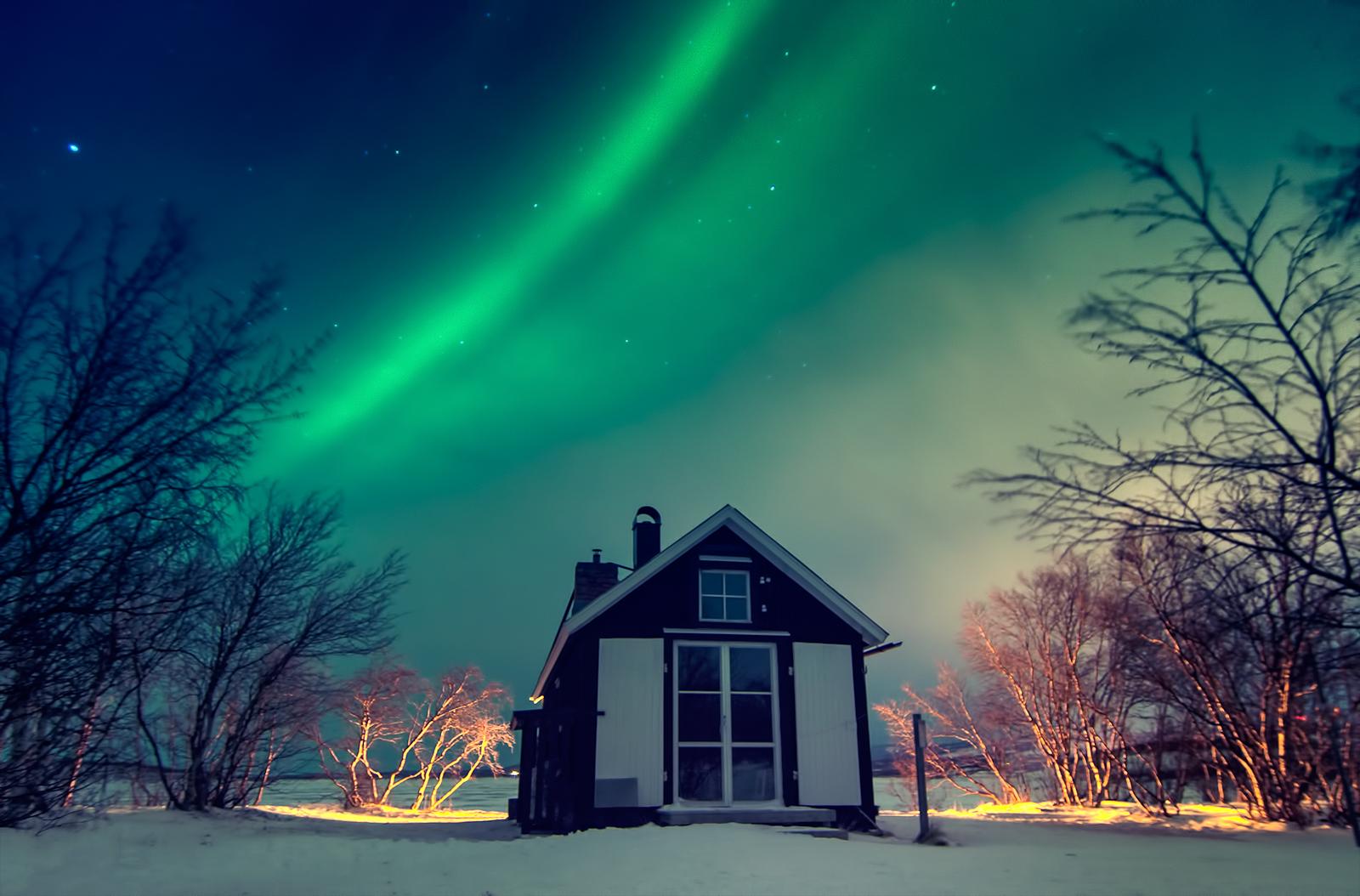 "Експедиция ""Aurora Borealis 2013"""