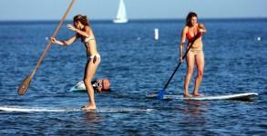 сърф с гребло бургас