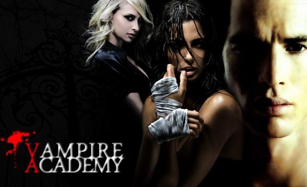 Вампирите се завръщат по-лъскави от всякога във Vampire Academy