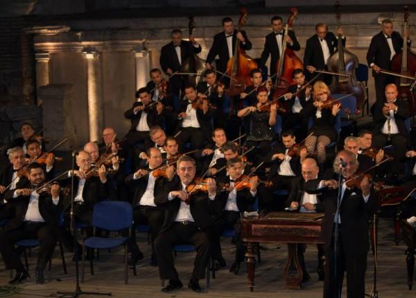 100 GYPSY VIOLINS в Пловдив (галерия)