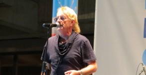 Джон Лоутън снощи беше хедлайнер в GREEN ROCK FEST Русе 2013