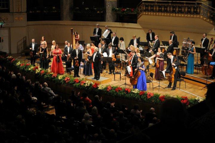 Виенския оркестър на Щраус