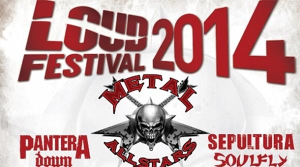 Шоуто Metal All Stars идва в София на 23 март 2014 година