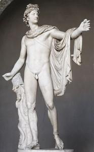 Аполон Белведерски - статуя на бог Аполон