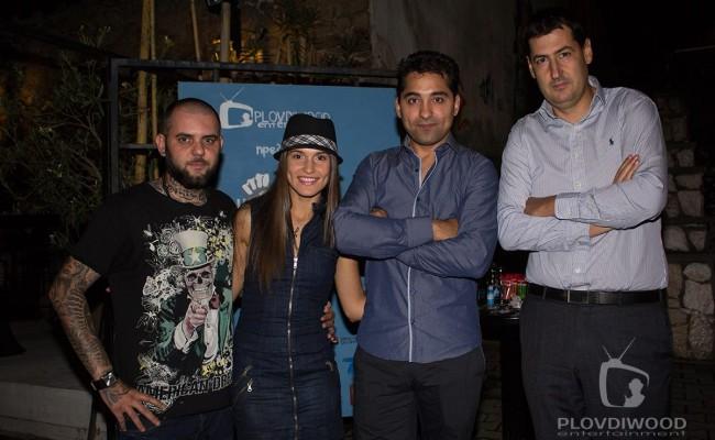 Пловдивски артисти на фронт срещу дрогата