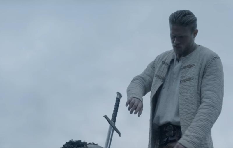 """Нов трейлър на """"Мечът на крал Артур"""""""