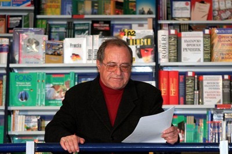 Тихичко си замина Георги Данаилов, някакъв си писател