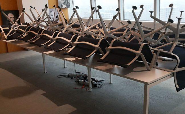 Почистване на офиси от фирма за почистване в София
