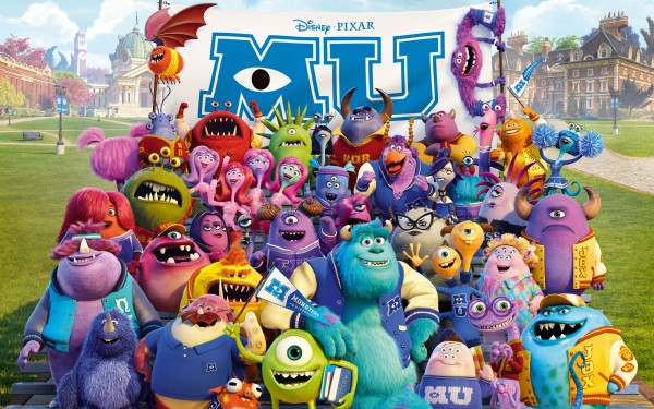 Не пропускайте! Monsters University!