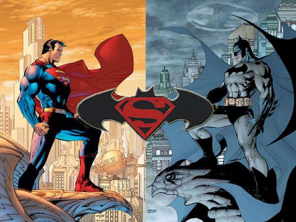 Супермен и Батман заедно на екран през 2015