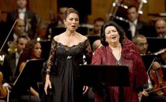 Кабайе репетира 10 часа, 80 от симфониците на БНР с нея на сцената