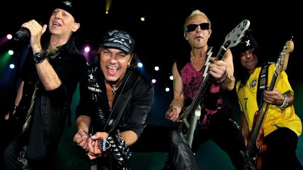 Scorpions у нас на Коледа
