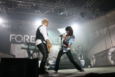 Група Форинър с концерт в София на 9 май