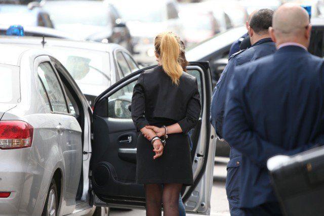 Арест на Иванчева, снимка БТВ